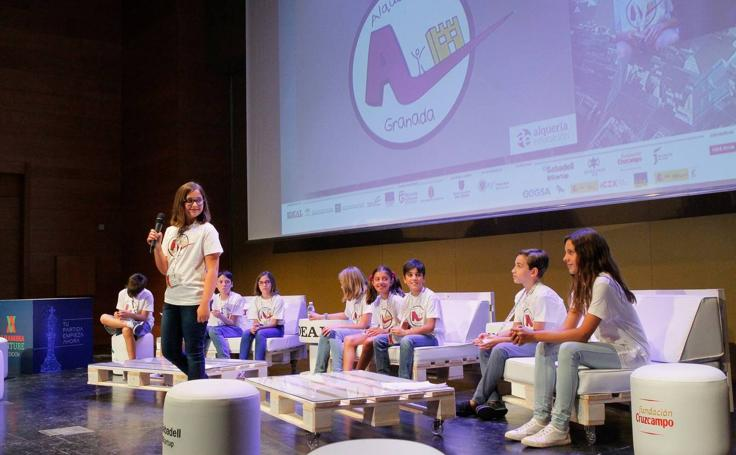 Alhambra Venture incuba el futuro (I)