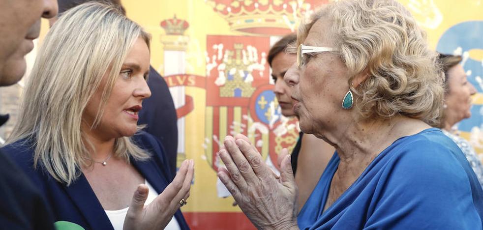 El Ayuntamiento de Madrid recuerda a Miguel Ángel Blanco entre gritos y abucheos