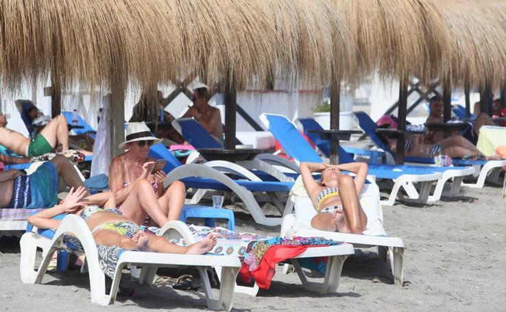 Granada vive el día más caluroso de su historia