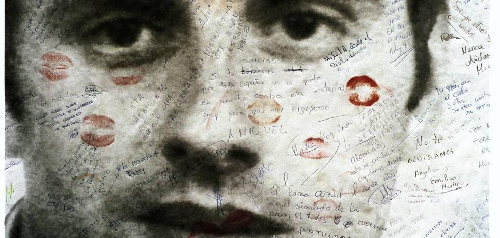 Santander celebrará hoy un concentración silenciosa en recuerdo a Miguel Ángel Blanco