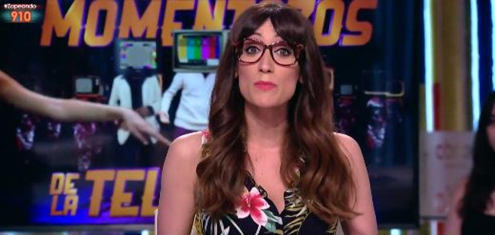 El 'zasca' de Ana Morgade a los machistas que se ha hecho viral