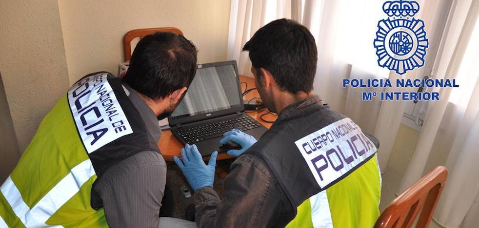 Detenidas 11 personas, 3 en Andalucía por distribuir pornografía infantil