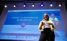 """Sarah Harmon, en Alhambra Venture: """"Tener un perfil en LinkedIn no basta, hay que conectar"""""""