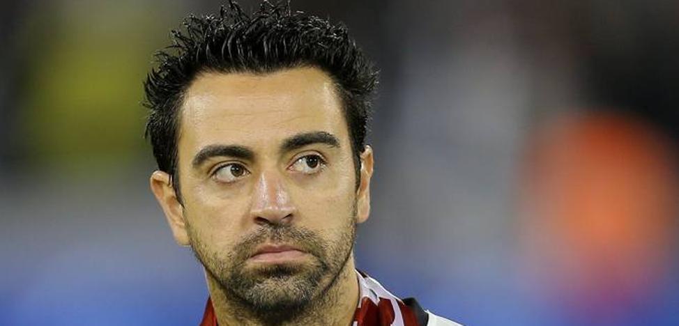 Xavi: «Nunca ficharía a un jugador que se ha ido del Barça»