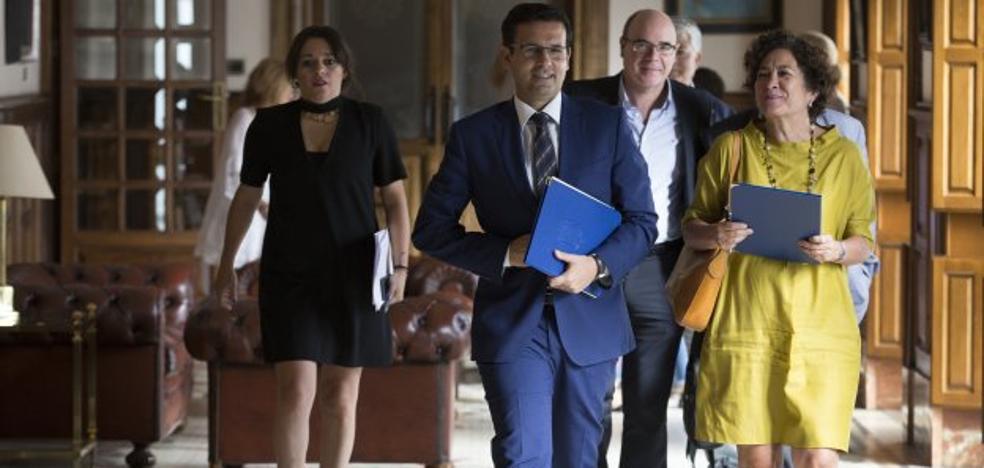 La UGR exige que se respete su patrimonio aunque ve positivo el proyecto del AVE