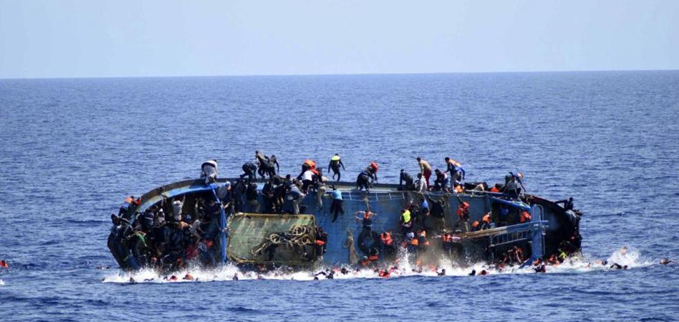 Un barco de ultraderecha patrullará el Mediterráneo para impedir el rescate de emigrantes