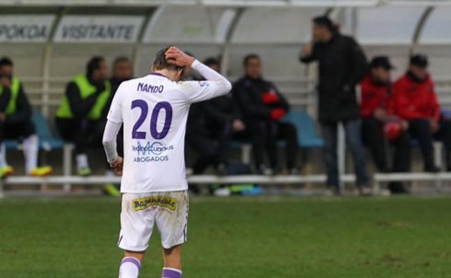 Nando: «Tenía claro que si no jugaba en el Real Jaén lo haría en el Atlético Mancha Real»