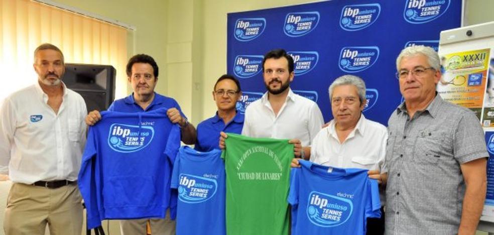 El XXXII Open de Tenis Ciudad de Linares toca su techo