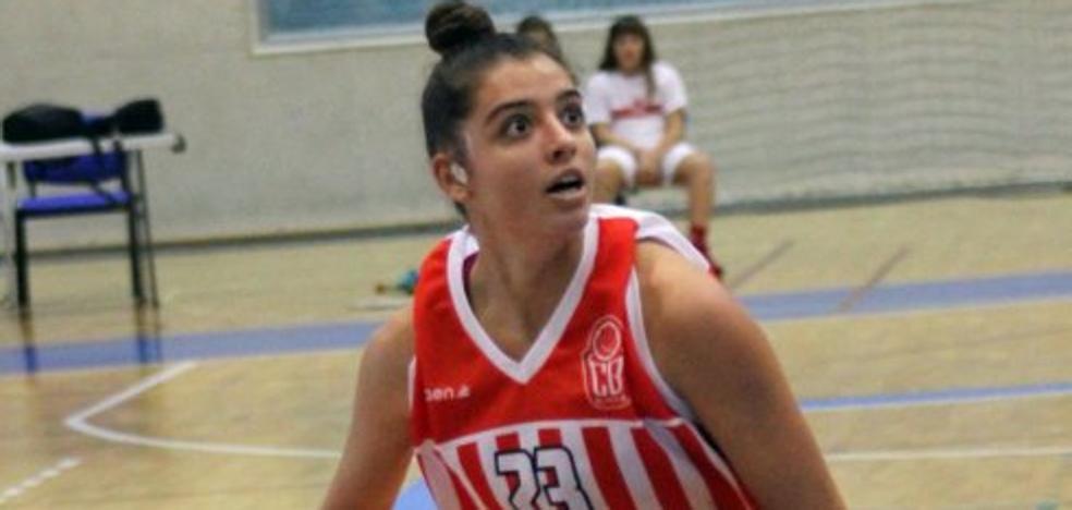María González renueva con Syngenta CB Almería
