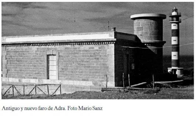 El faro de Adra mantiene la identidad y orgullo tras cambiar de ubicación