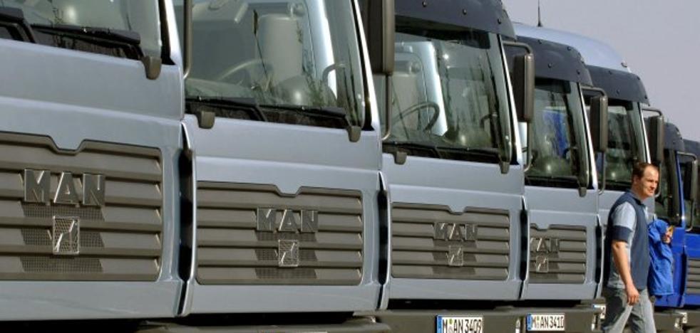 Los camioneros podrán demandar a los fabricantes por pactar precios