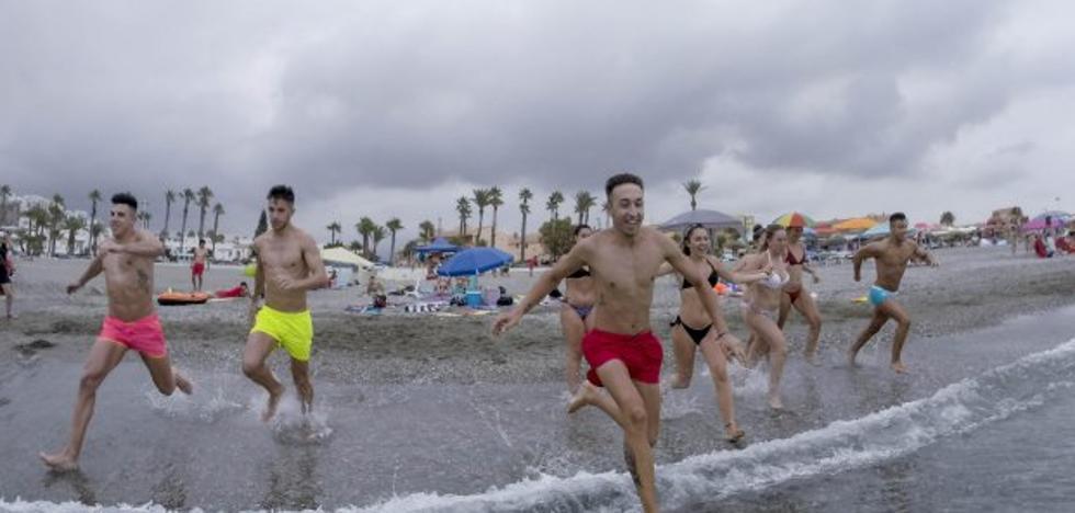 Empiezan las vacaciones de 'verdad' en la Costa