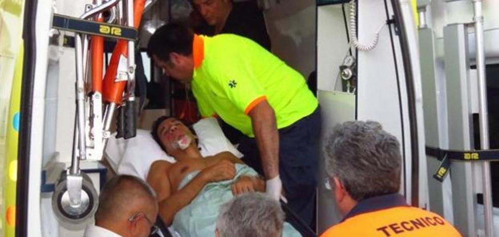 Curro Díaz es ingresado con pronóstico grave tras sufrir una fuerte cornada en Manzanares