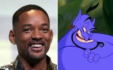 Confirmado: Will Smith será el Genio en la nueva versión de 'Aladdin'