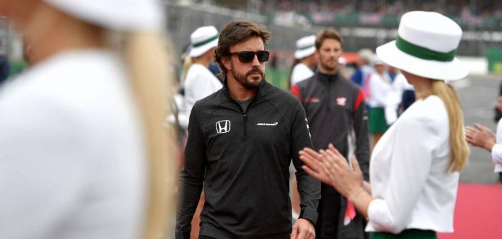Alonso pide a McLaren cambios urgentes