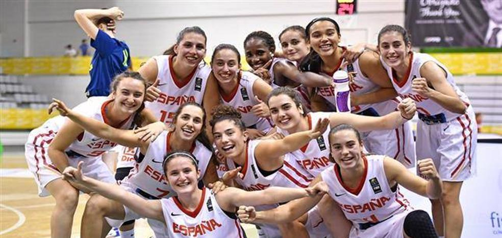 España logra su tercera corona continental consecutiva