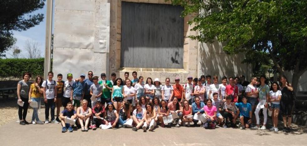Rutas científicas, artísticas y literarias en la Plataforma Solar