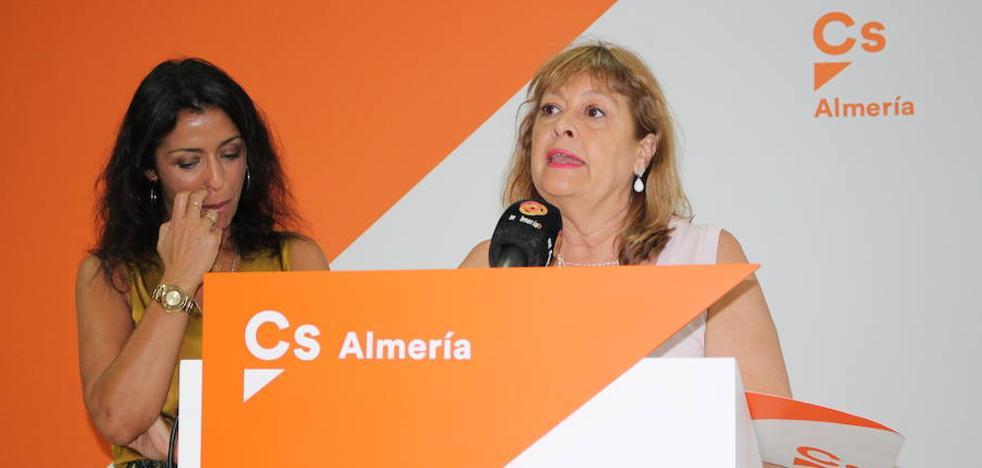 """Mabel Hernández: """"C's no es el proyecto del portavoz. Somos todos uno"""""""