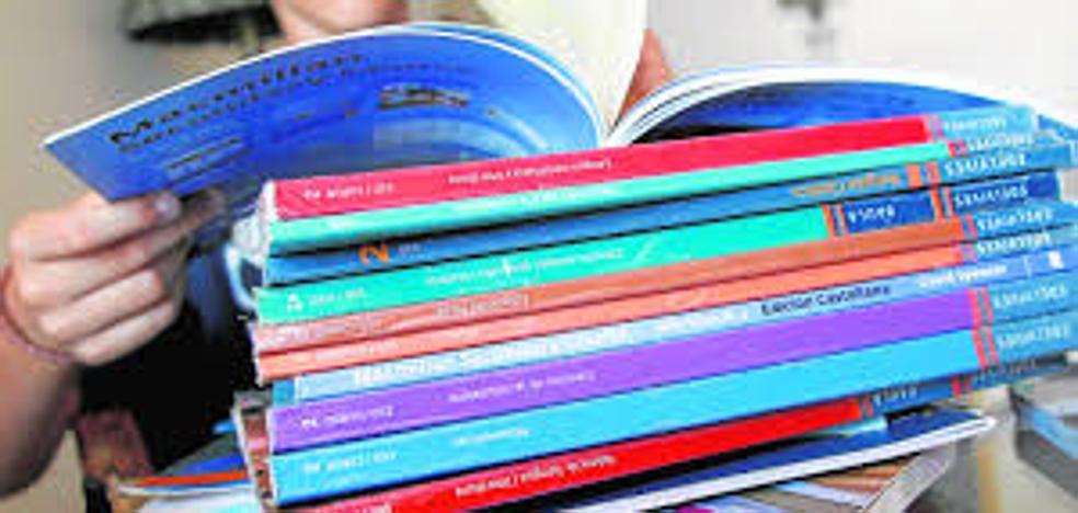 Así puedes conseguir más baratos los libros de texto de tus hijos