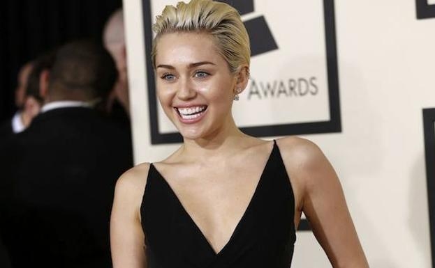 Miley Cyrus./Reuters
