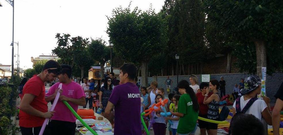 'Un verano divertido' para los niños que no se van de vacaciones en las Gabias