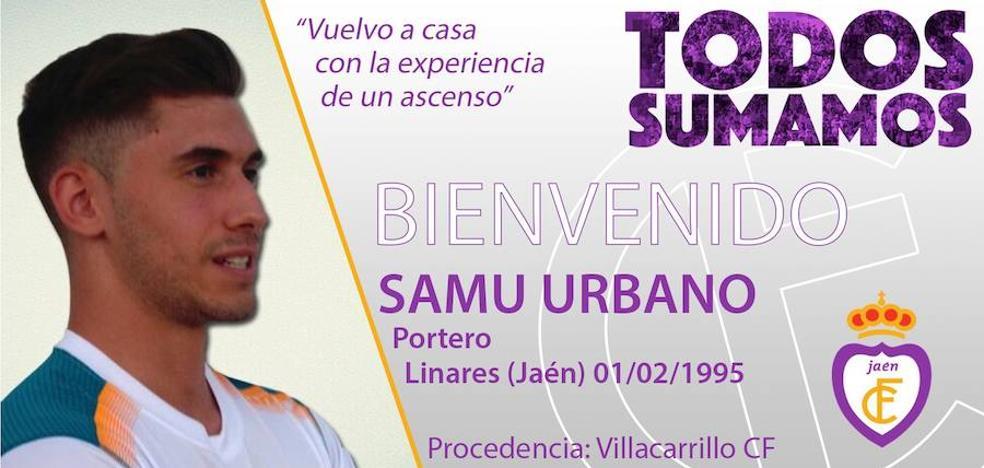 Samu Urbano también vuelve 'a casa'