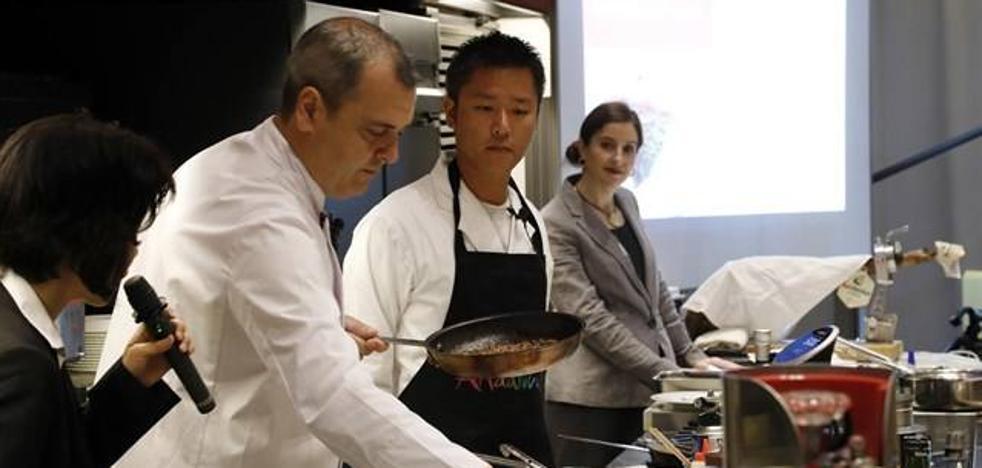 Más de 250 profesionales participan en la promoción de alimentos andaluces en Japón organizada por la Junta