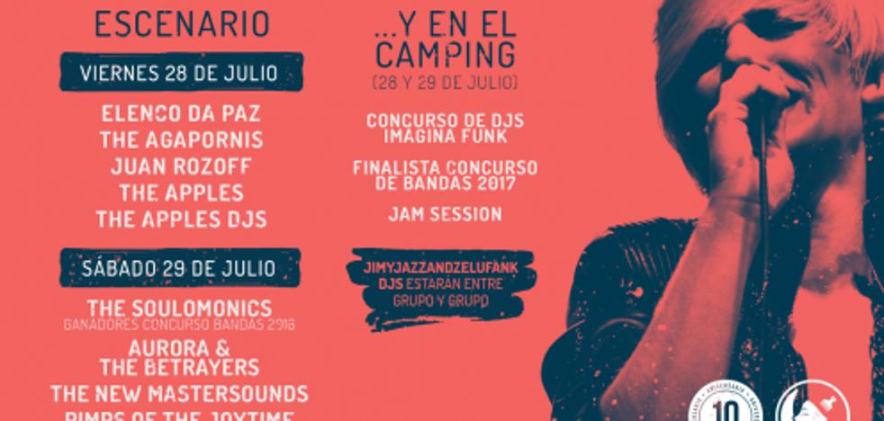 Disfruta del festival Imagina Funk en Sierra Mágina con un jugoso descuento