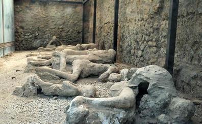 Un turista español sufre un apretón y defeca en las ruinas de Pompeya