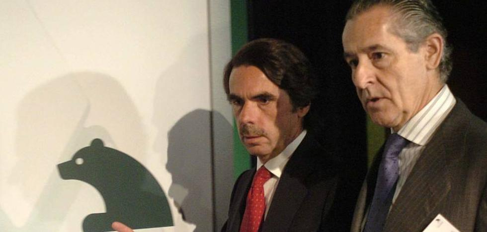 Miguel Blesa, el banquero del PP... y Aznar