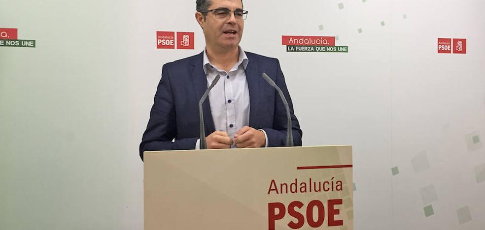 """El PSOE califica de """"tomadura de pelo"""" las declaraciones del ministro sobre la línea de altas prestaciones Jaén-Madrid"""