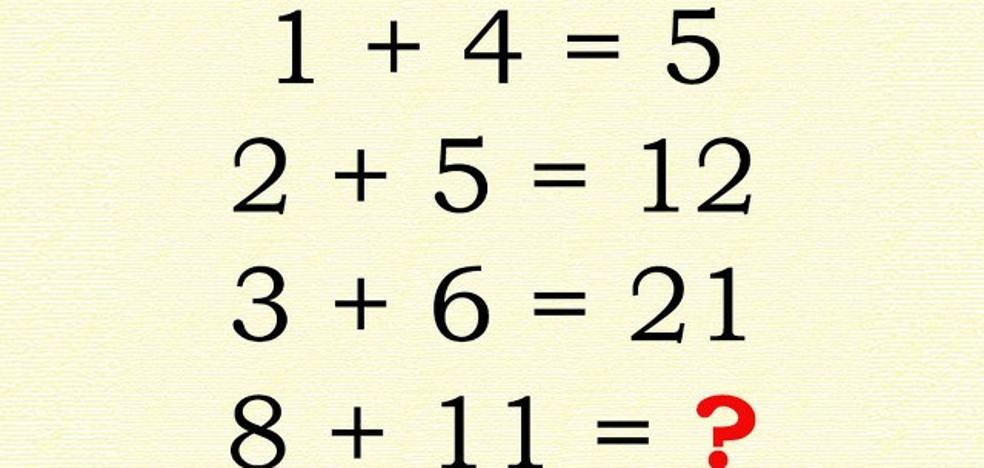 ¿Sabrías descifrar este acertijo que solo consigue una persona de cada 1.000?
