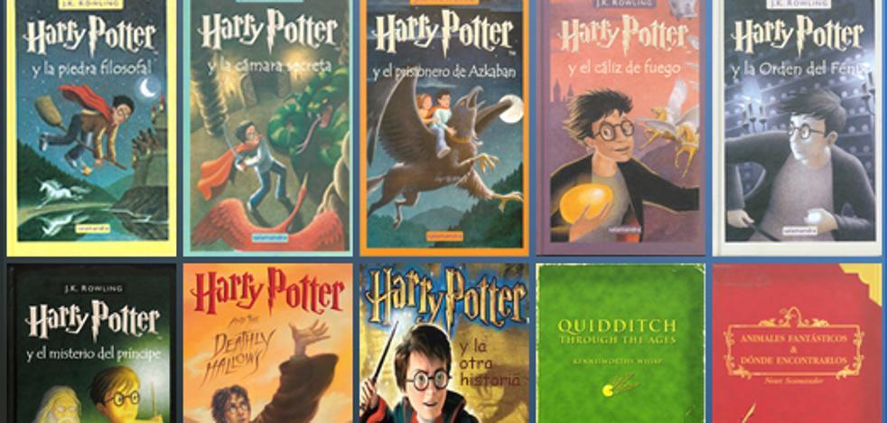 Habrá dos libros más de 'Harry Potter' para celebrar su 20º aniversario