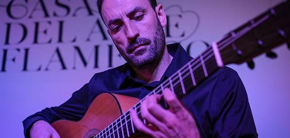 Consigue tus entradas con descuento para ver a Luis Mariano en el Festival de la Guitarra