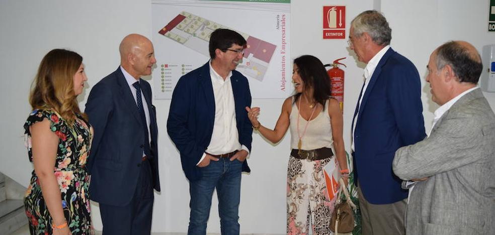 """Marín: """"Cs mediará con las instituciones para solucionar los graves problemas de Almería"""""""