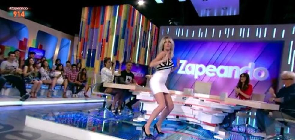 El sexy 'twerking' veraniego de Anna Simón que se ha hecho viral