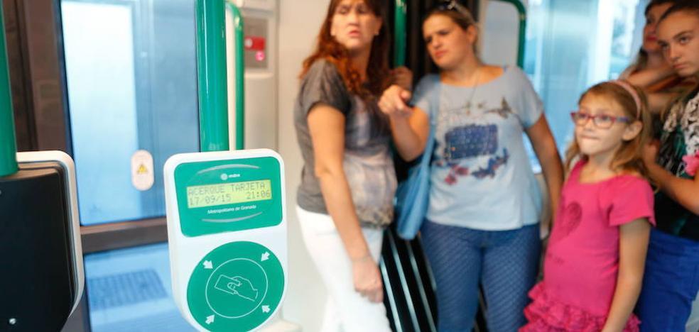 El Consorcio de Transportes aprueba la integración tarifaria del metro de Granada