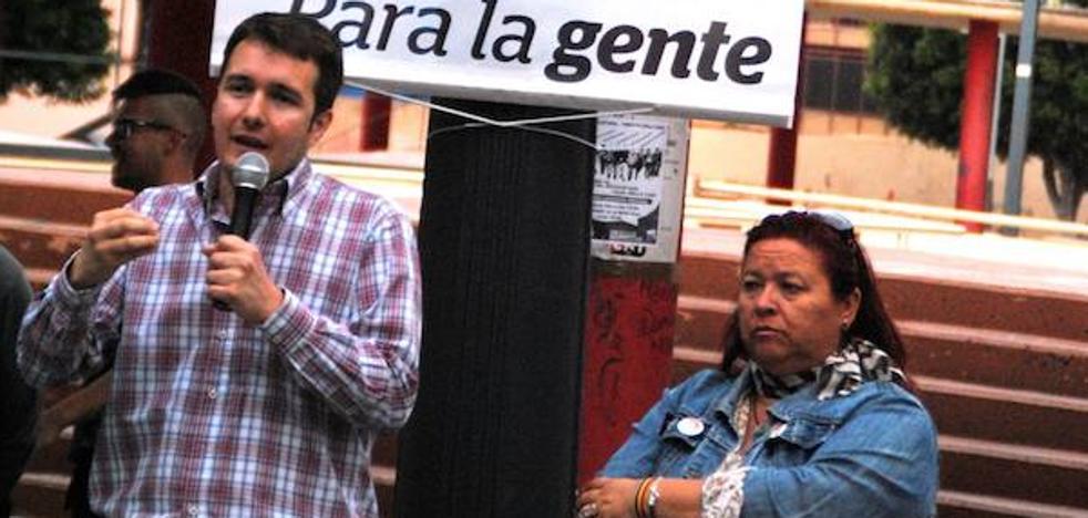 IU se opone al centro para inmigrantes en Almería