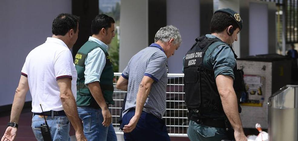 Villar, encarcelado por dirigir un emporio delictivo