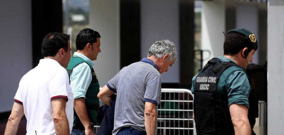 Galán se personará como acusación y Maté será el referente en la transición