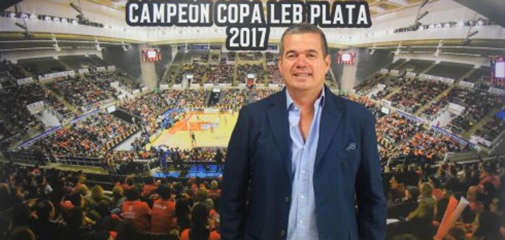 Carlos Díaz se incorpora a la Fundación CB Granada