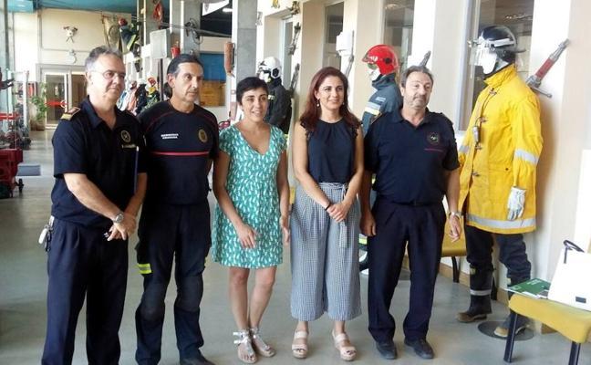 Forman a bomberos y a personal del metro para extinguir incendios en la infraestructura