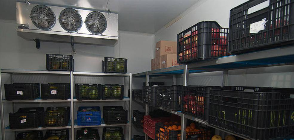 Fallece en una cámara frigorífica un trabajador de una empresa hortofrutícola