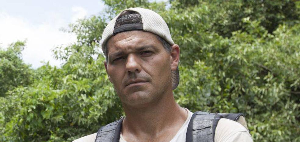 La emotiva carta de Frank Cuesta a la cazadora fallecida Mel Capitán