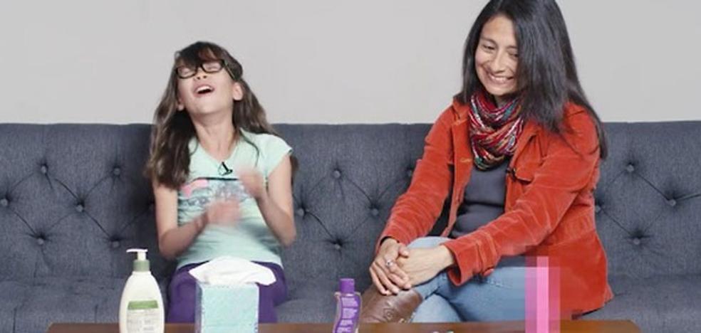 El vídeo de padres enseñando a sus hijos a masturbarse que crea polémica