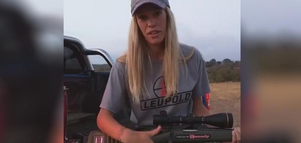 Encuentran muerta a Mel Capitán, joven cazadora y popular bloguera