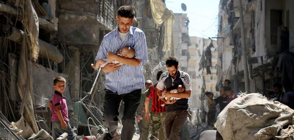 La Audiencia Nacional revoca la admisión de la querella por terrorismo de Estado en Siria
