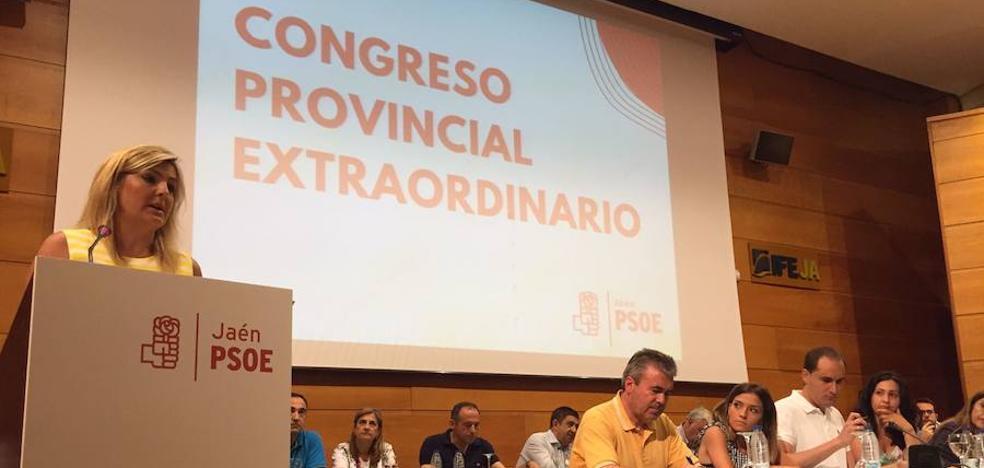 La lista de Reyes gana el Congreso provincial del PSOE con nueve de cada diez votos