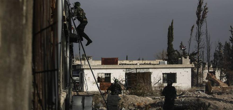 Acuerdo entre Rusia y los rebeldes sirios para mantener la seguridad en Ghouta Oriental