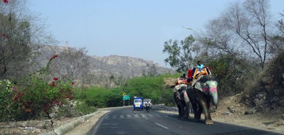 La nostalgia del maharajá
